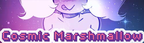 Cosmic Marshmallow by Cosmic Sheep