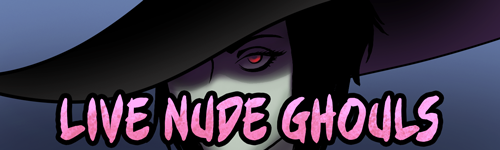 Live Nude Ghouls Webcomic